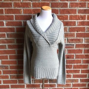 Sweater Project Chunky Long Sleeve Pullover - L